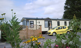 Static Caravan Home, Caravans for sale in Narberth, Pembrokeshire