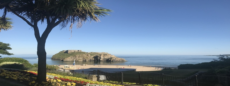 Tenby beach holidays